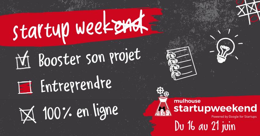 Startup Week Mulhouse